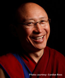 Geshe YongDong Teaching